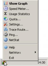 Скриншот 2 из 4 программы NetWorx