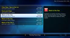 Скриншот 9 из 12 программы NextPVR