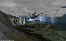 Скриншот 1 из 5 программы FlightGear