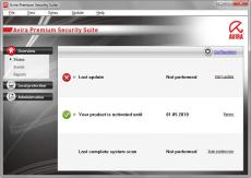 Скриншот 1 из 1 программы Avira Antivir Virus Definition File
