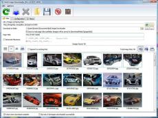 Скриншот 1 из 1 программы Bulk Image Downloader