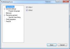 Скриншот 7 из 7 программы ID3 Renamer