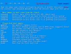 Скриншот 5 из 7 программы SystemRescueCd