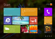 Скриншот 1 из 2 программы Microsoft Windows 8.1 Корпоративная