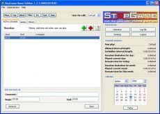 Скриншот 1 из 2 программы StopGame Home Edition