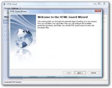 Скриншот 4 из 4 программы HTML Guard