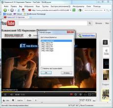 Скриншот 1 из 5 программы SlimBrowser