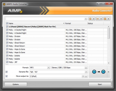 Скриншот 6 из 8 программы AIMP