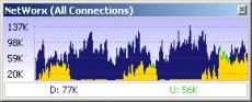 Скриншот 3 из 4 программы NetWorx