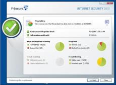 Скриншот 1 из 1 программы F-Secure Virus Definitions