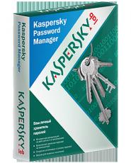 Скриншот 1 из 1 программы Kaspersky Password Manager