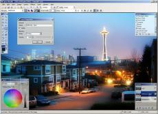 Скриншот 5 из 9 программы Paint.NET