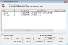 Скриншот 5 из 7 программы TurboFTP