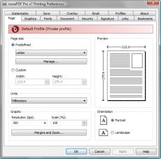 Скриншот 4 из 4 программы novaPDF