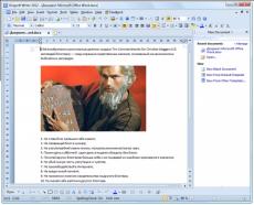 Скриншот 1 из 1 программы WPS Office