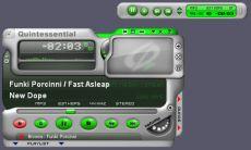 Скриншот 1 из 1 программы Quintessential Player
