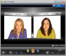 Скриншот 2 из 6 программы ooVoo