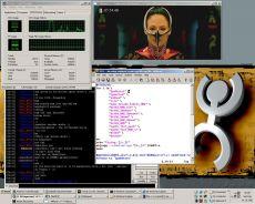 Скриншот 1 из 1 программы MPlayer / Mencoder