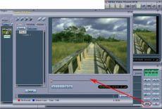 Скриншот 1 из 2 программы MPEG Video Wizard DVD
