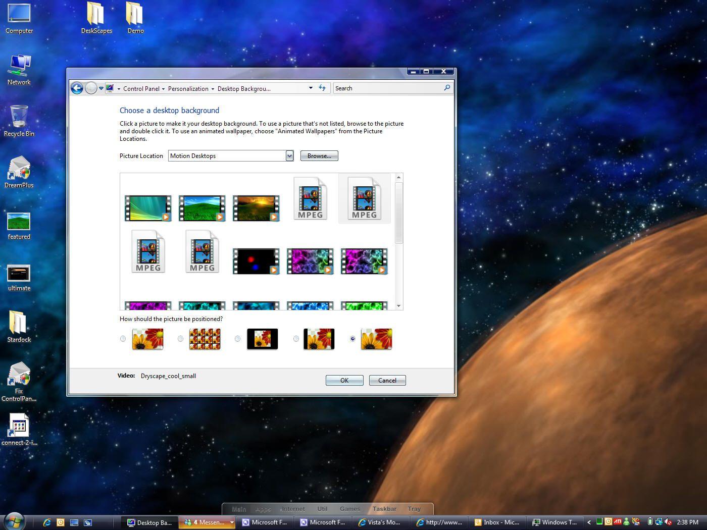 Программа для смены обоев на рабочем столе windows 10
