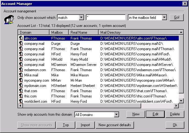 MDaemon 9.6.3 - Популярный почтовый сервер c многочисленными дополнительным